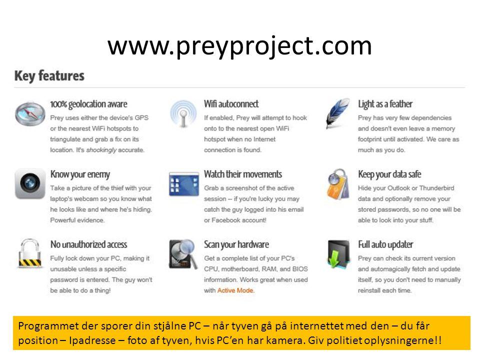 www.preyproject.com