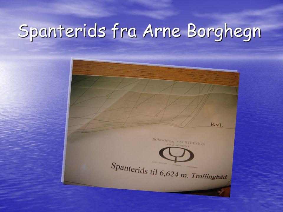 Spanterids fra Arne Borghegn