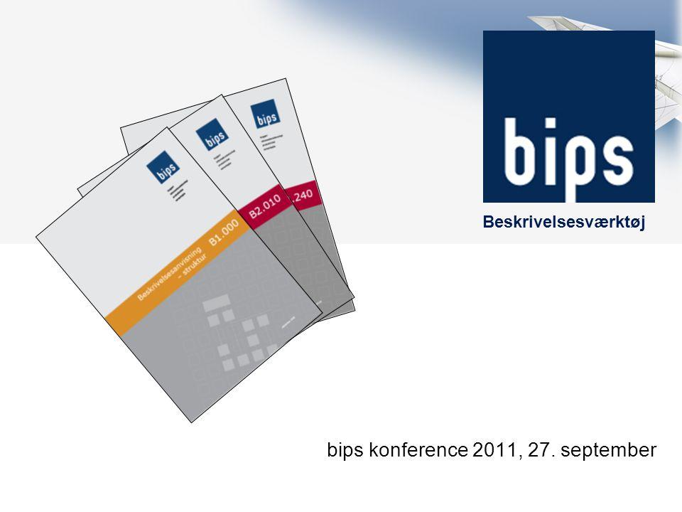 bips konference 2011, 27. september