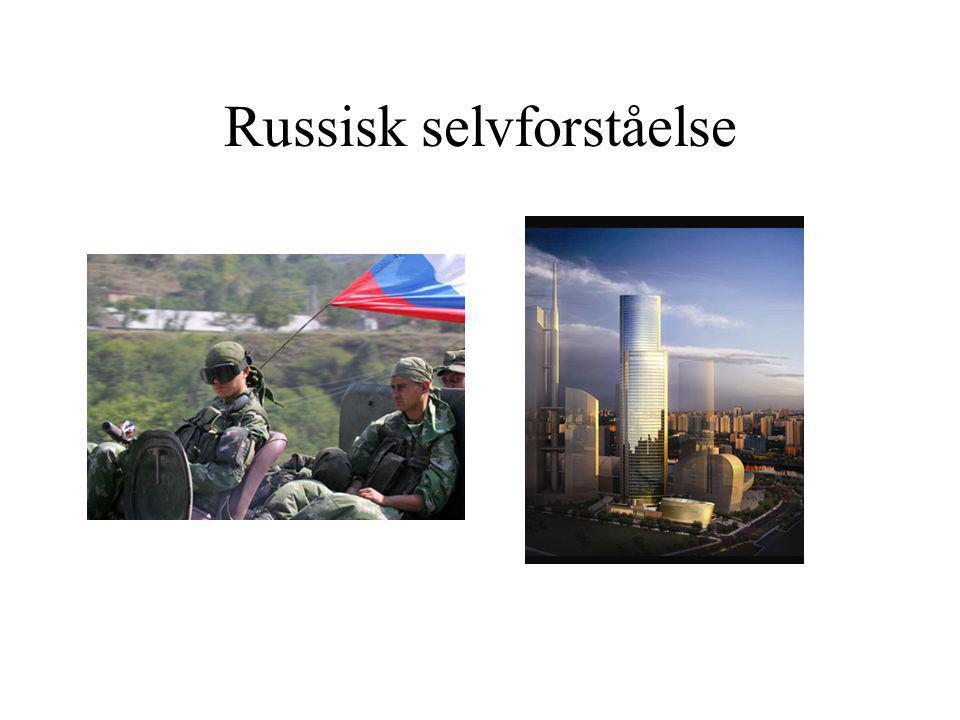 Russisk selvforståelse