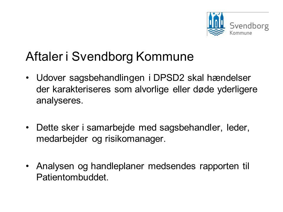 Aftaler i Svendborg Kommune