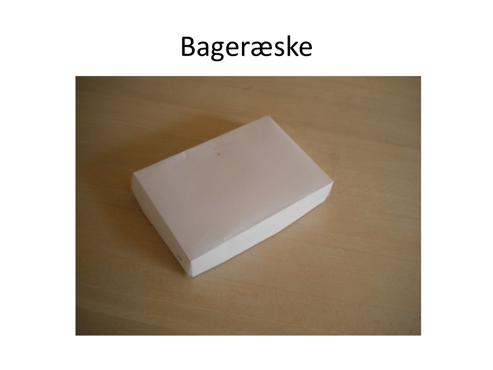 Bageræske