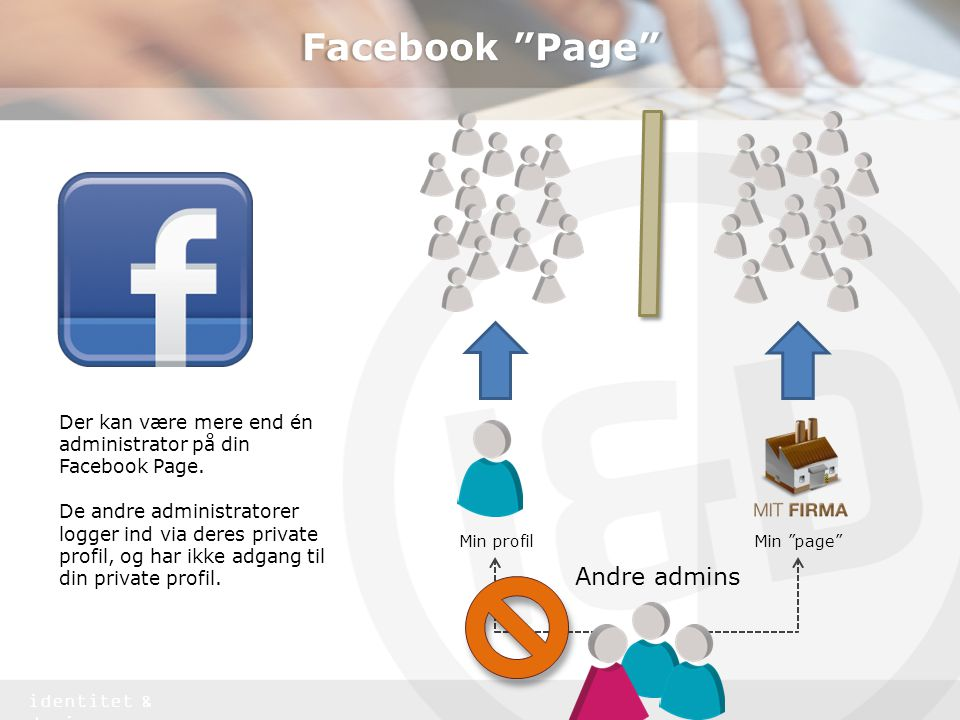 Facebook Page Andre admins
