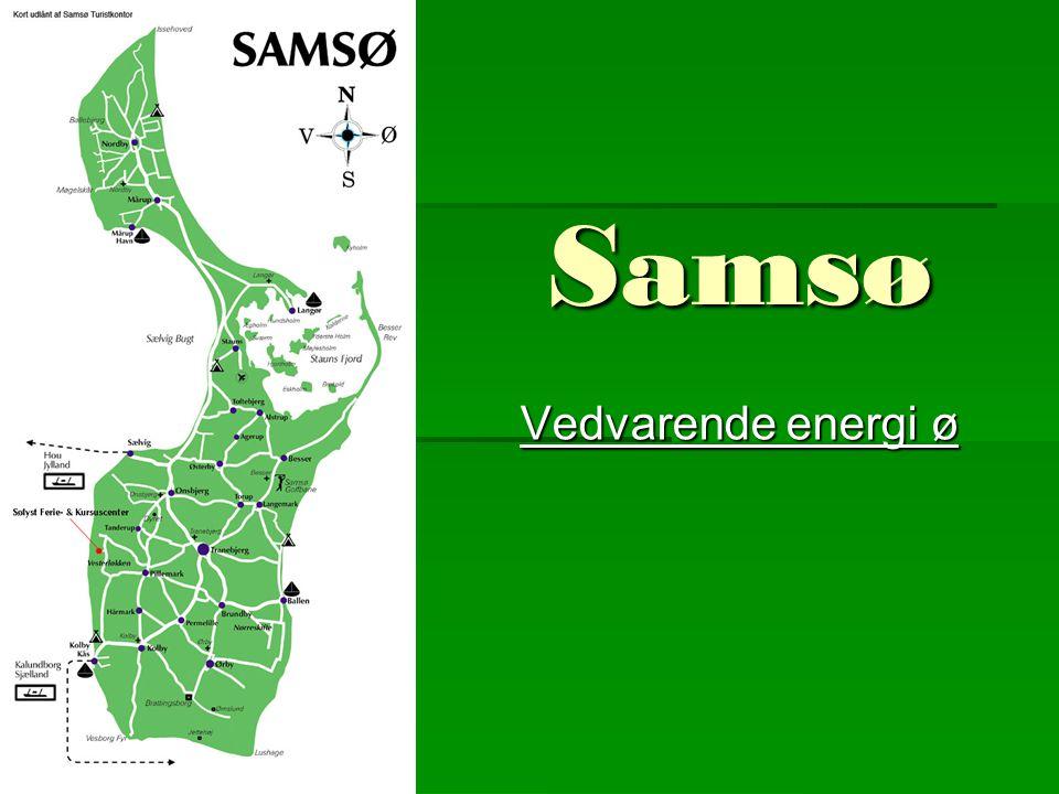 Samsø Vedvarende energi ø