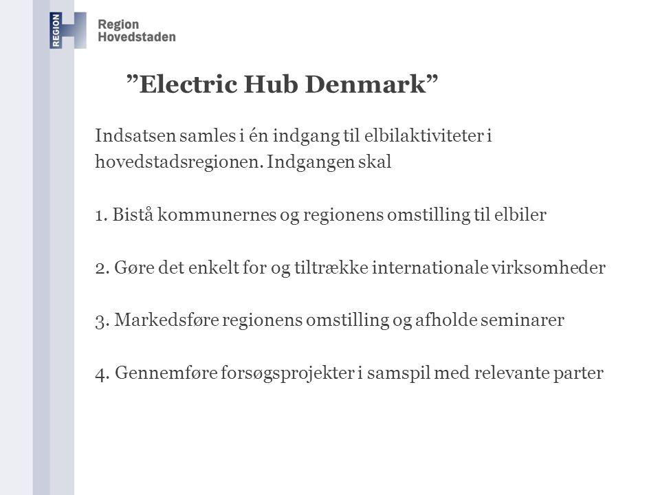 Electric Hub Denmark
