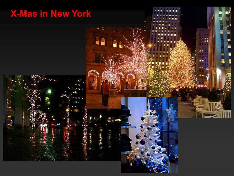 X-Mas in New York