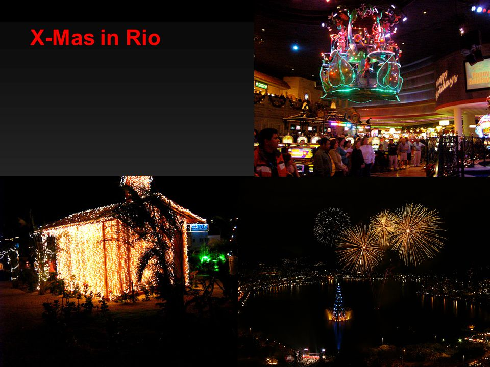 X-Mas in Rio