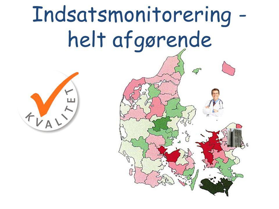 Indsatsmonitorering -