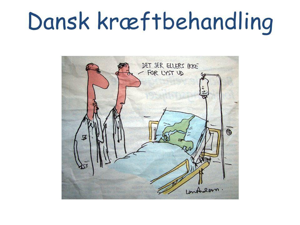 Dansk kræftbehandling
