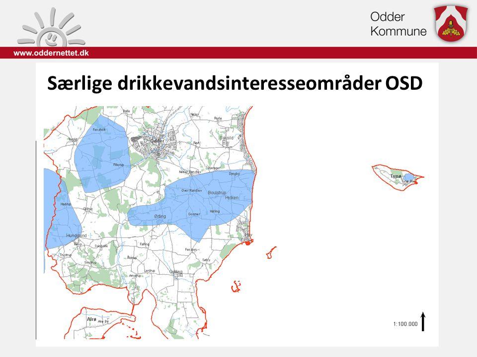 Særlige drikkevandsinteresseområder OSD