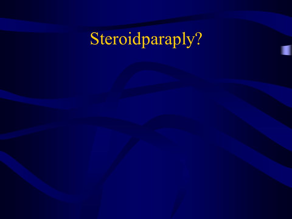 Steroidparaply