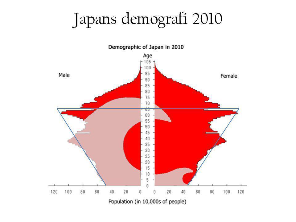 Japans demografi 2010