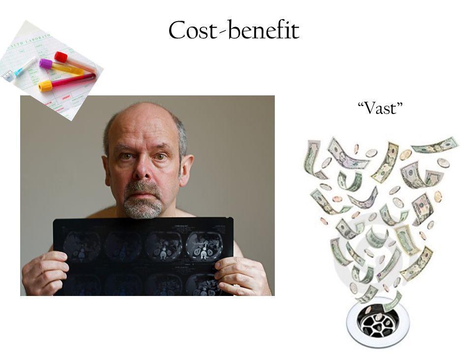 Cost-benefit Vast