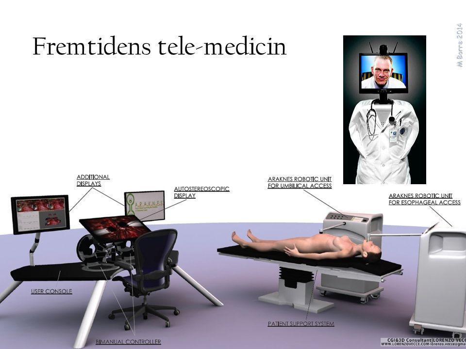 Fremtidens tele-medicin