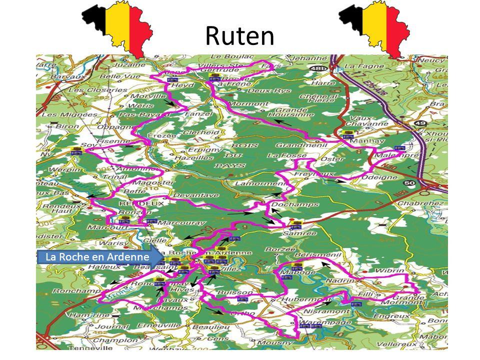 Ruten La Roche en Ardenne