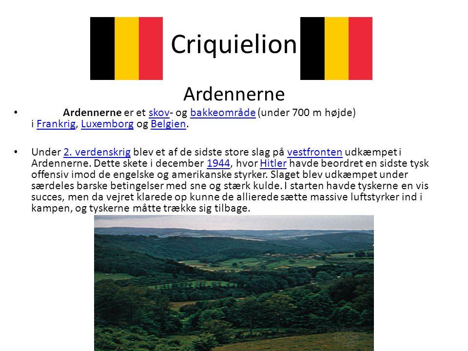 Criquielion Ardennerne