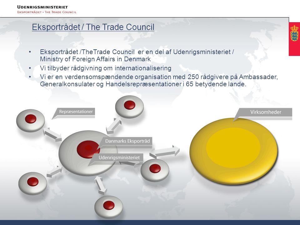 Eksportrådet / The Trade Council