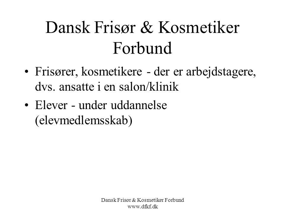 Dansk Frisør & Kosmetiker Forbund