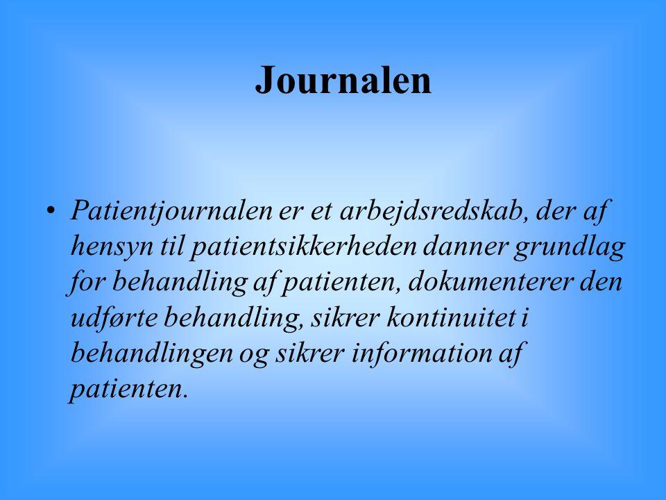 Journalen
