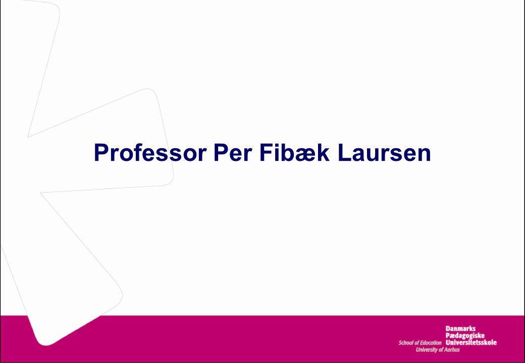 Professor Per Fibæk Laursen