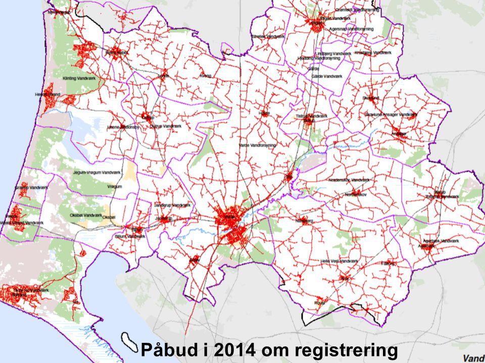 Påbud i 2014 om registrering