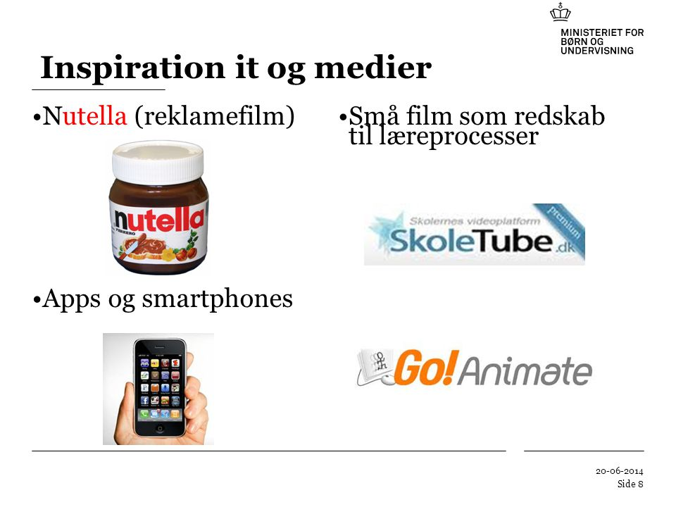 Inspiration it og medier