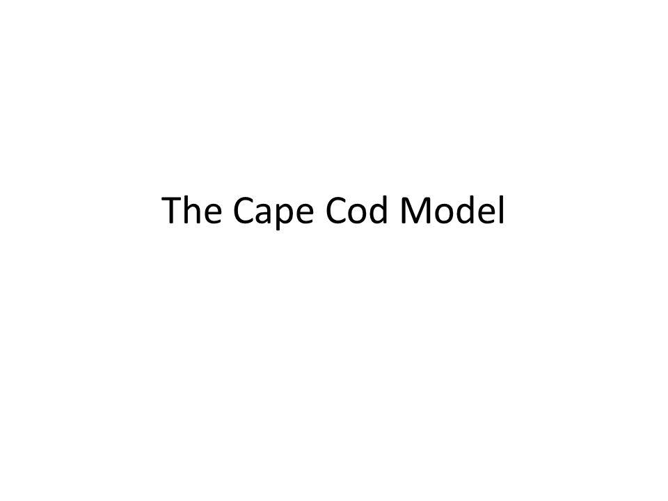 The Cape Cod Model