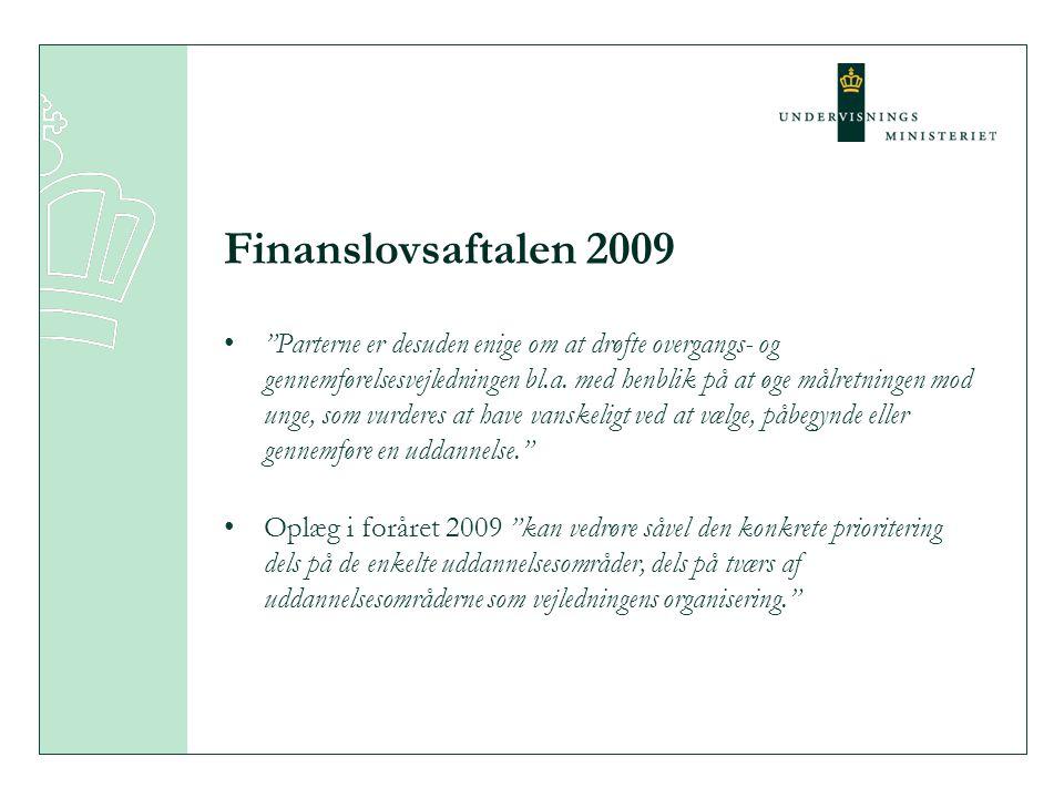 Finanslovsaftalen 2009