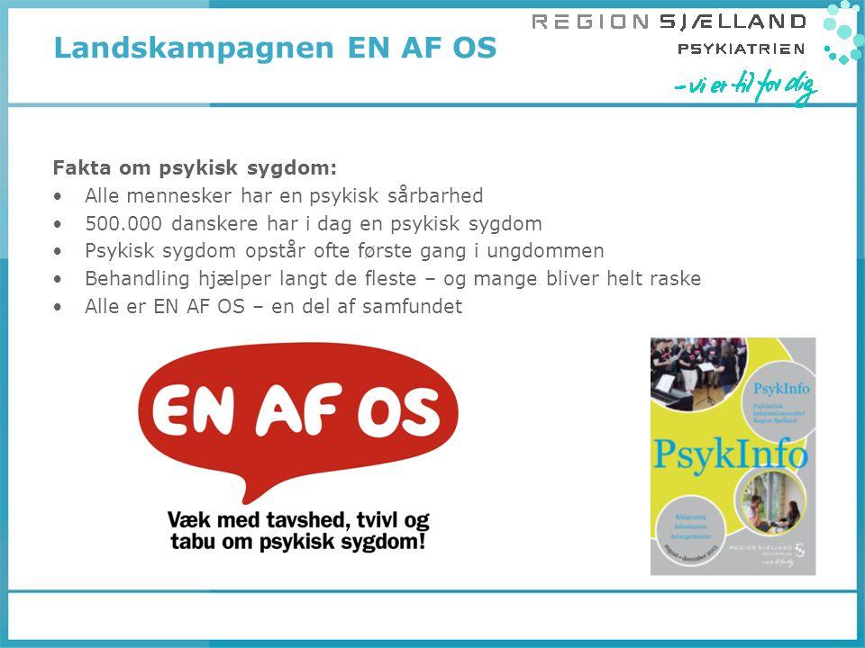 Landskampagnen EN AF OS