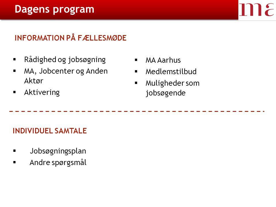 INFORMATION PÅ FÆLLESMØDE