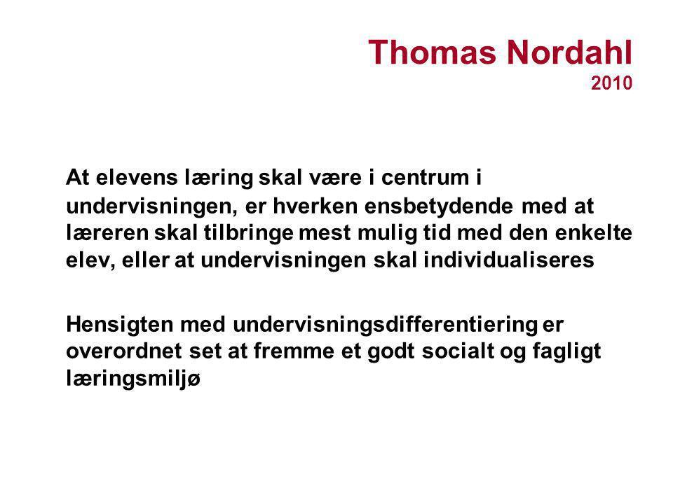 Thomas Nordahl 2010