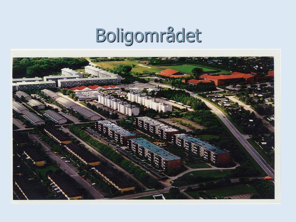 Boligområdet
