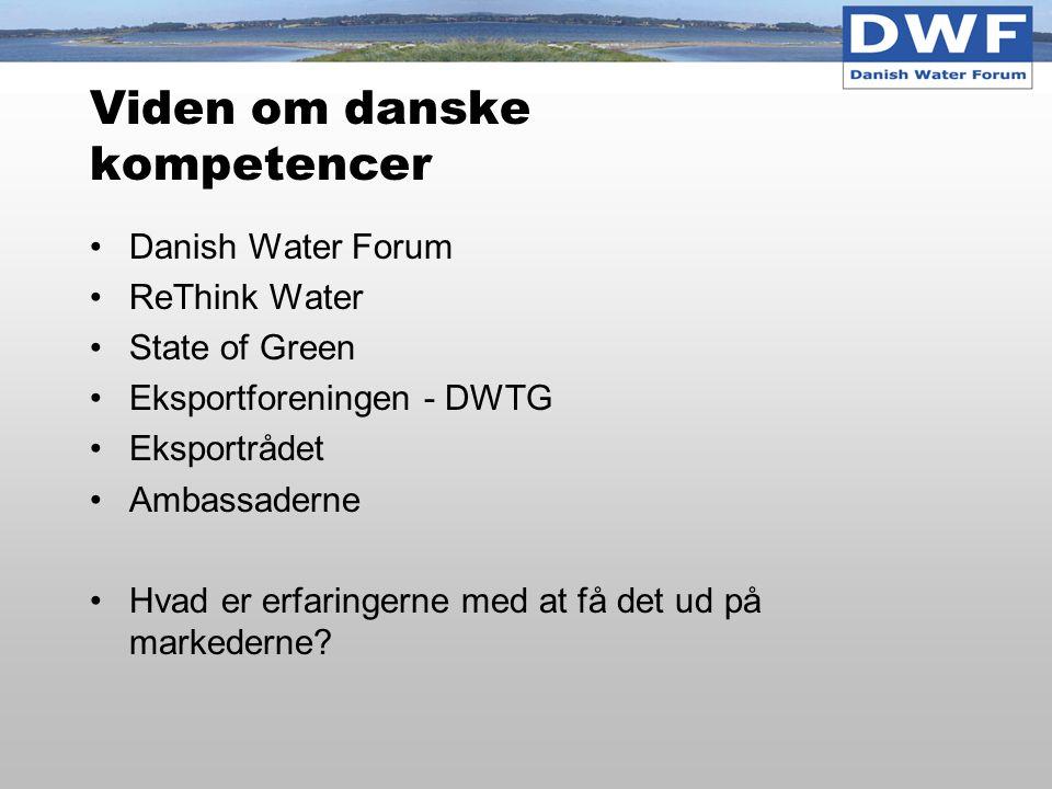 Viden om danske kompetencer