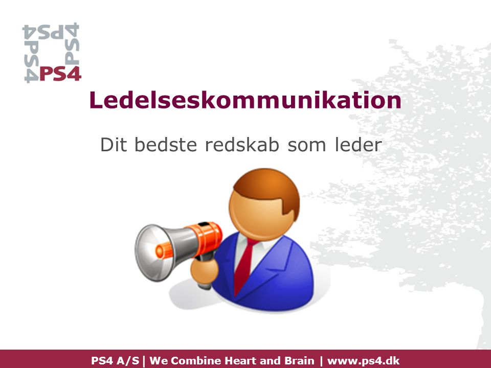 Ledelseskommunikation