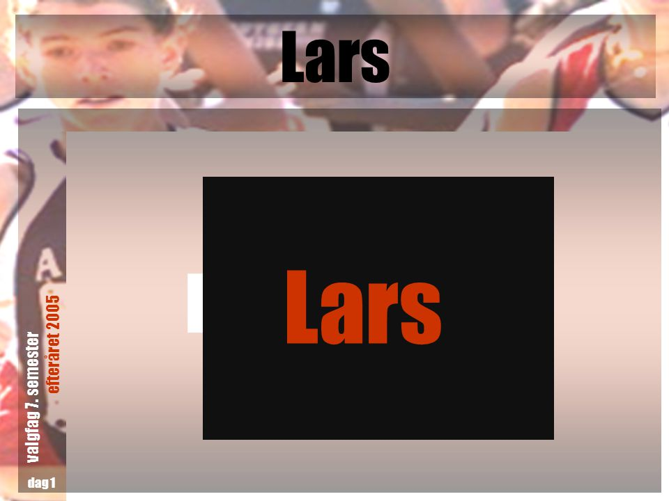 Lars Lars