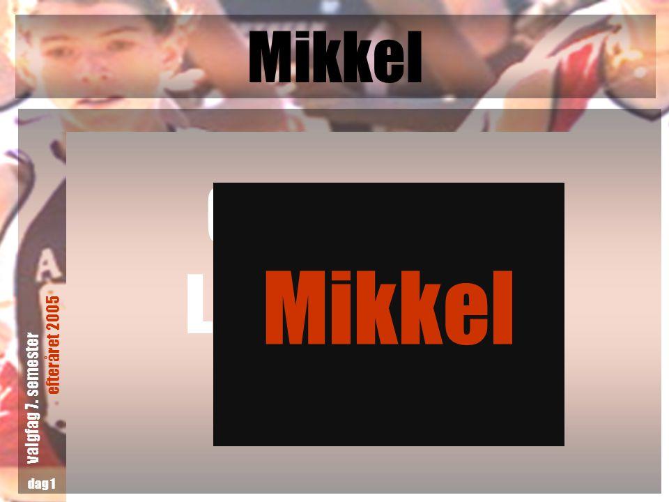 Mikkel Mikkel