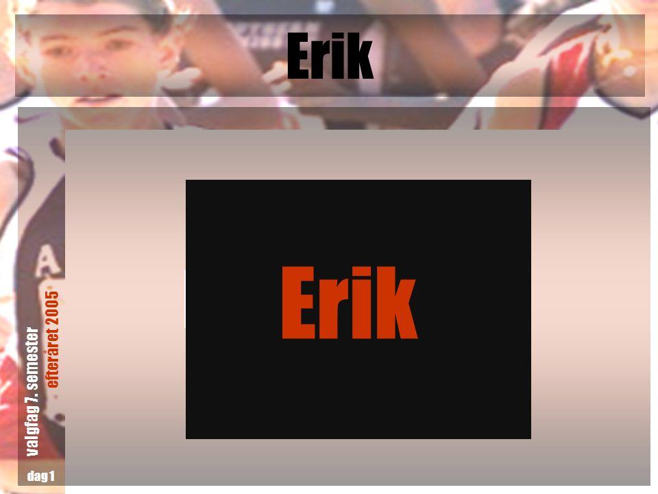 Erik Erik