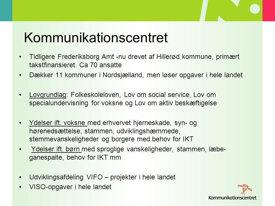 Kommunikationscentret