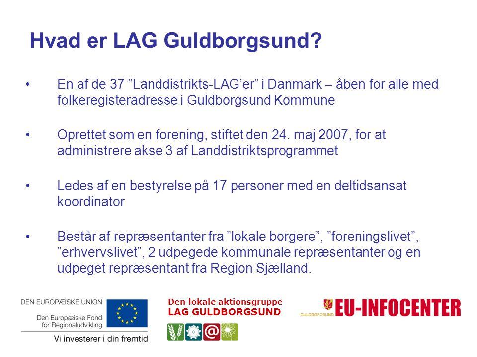 Hvad er LAG Guldborgsund
