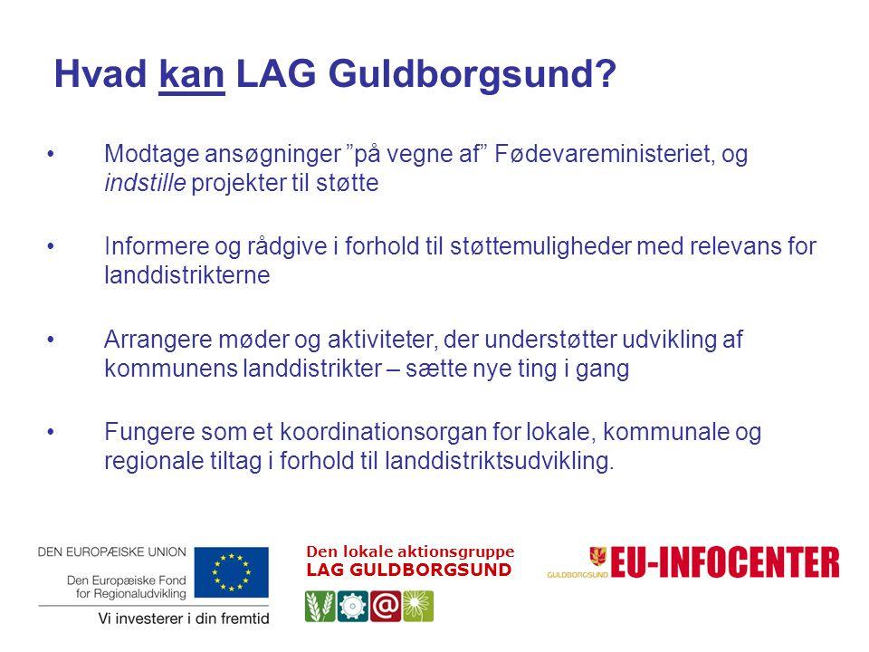Hvad kan LAG Guldborgsund