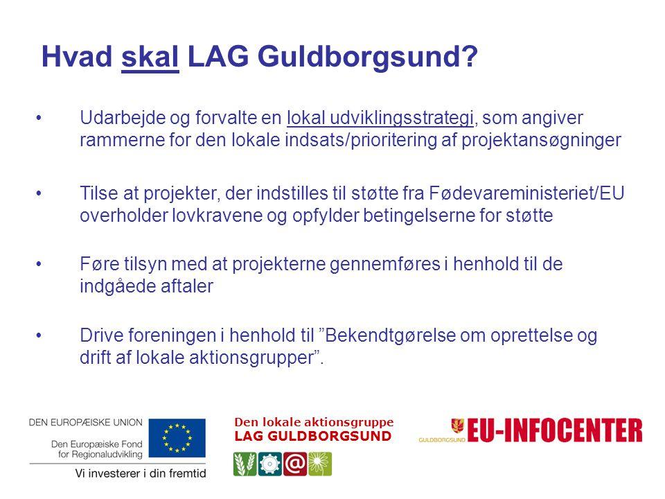 Hvad skal LAG Guldborgsund