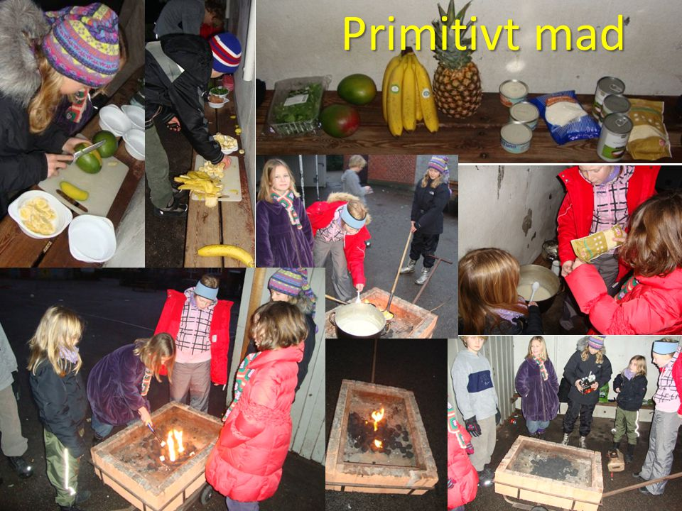 Primitivt mad