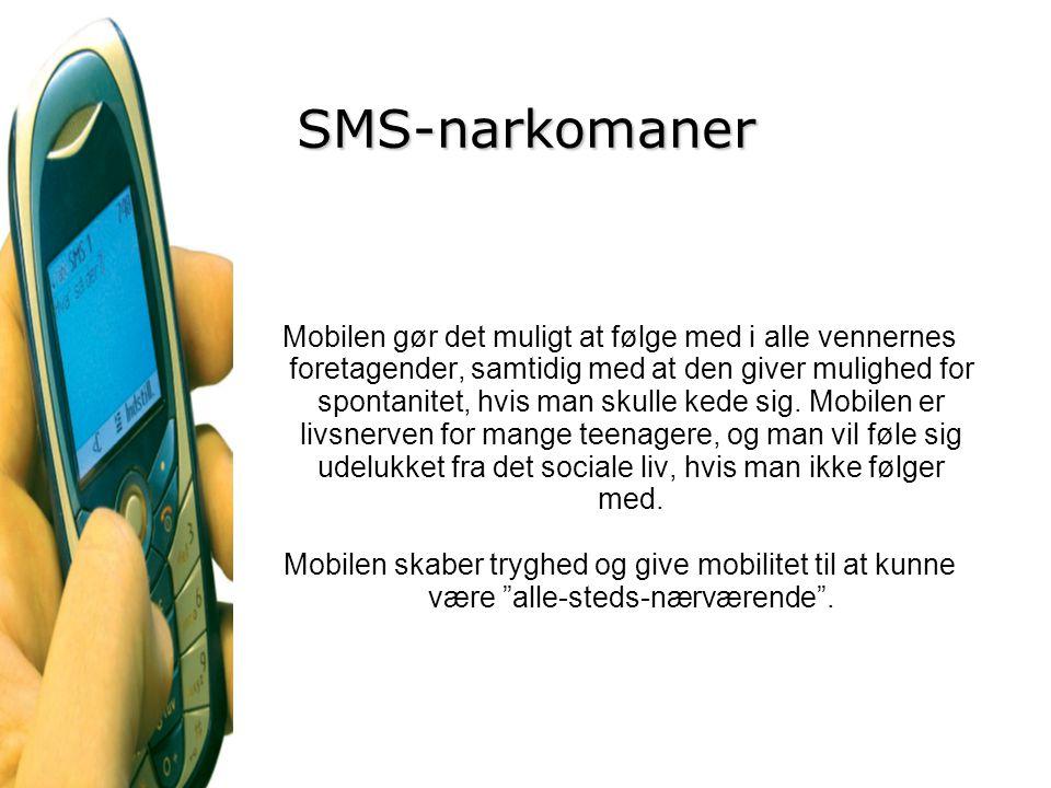SMS-narkomaner