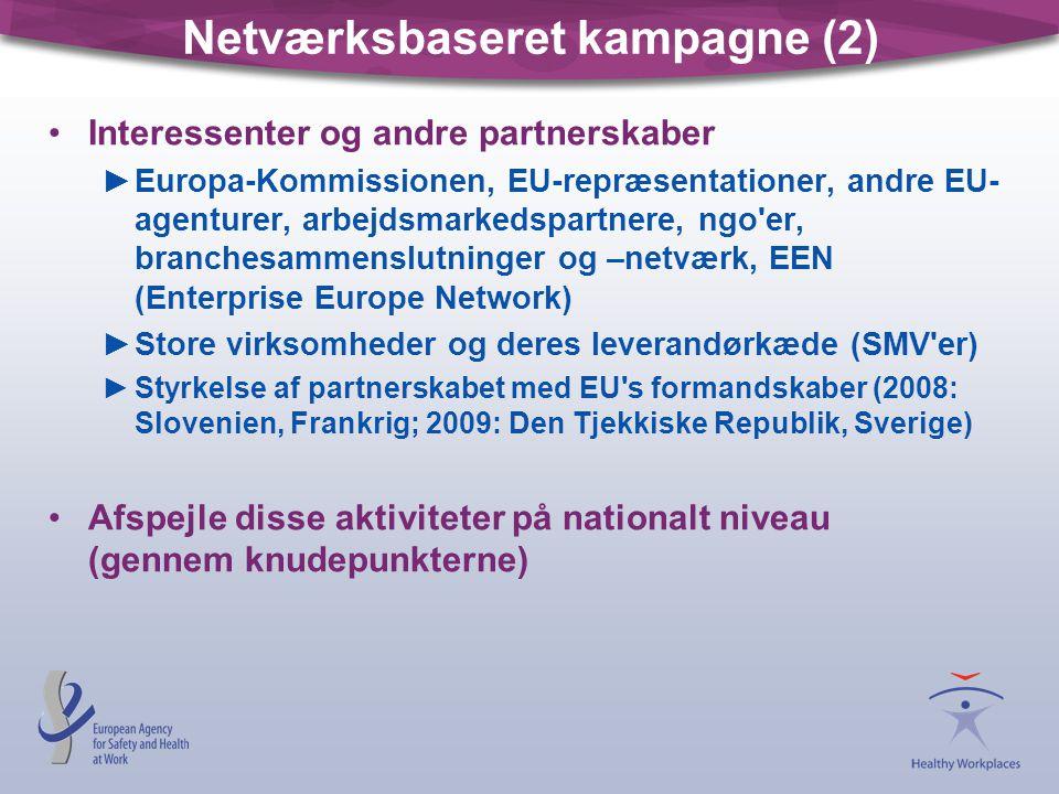 Netværksbaseret kampagne (2)