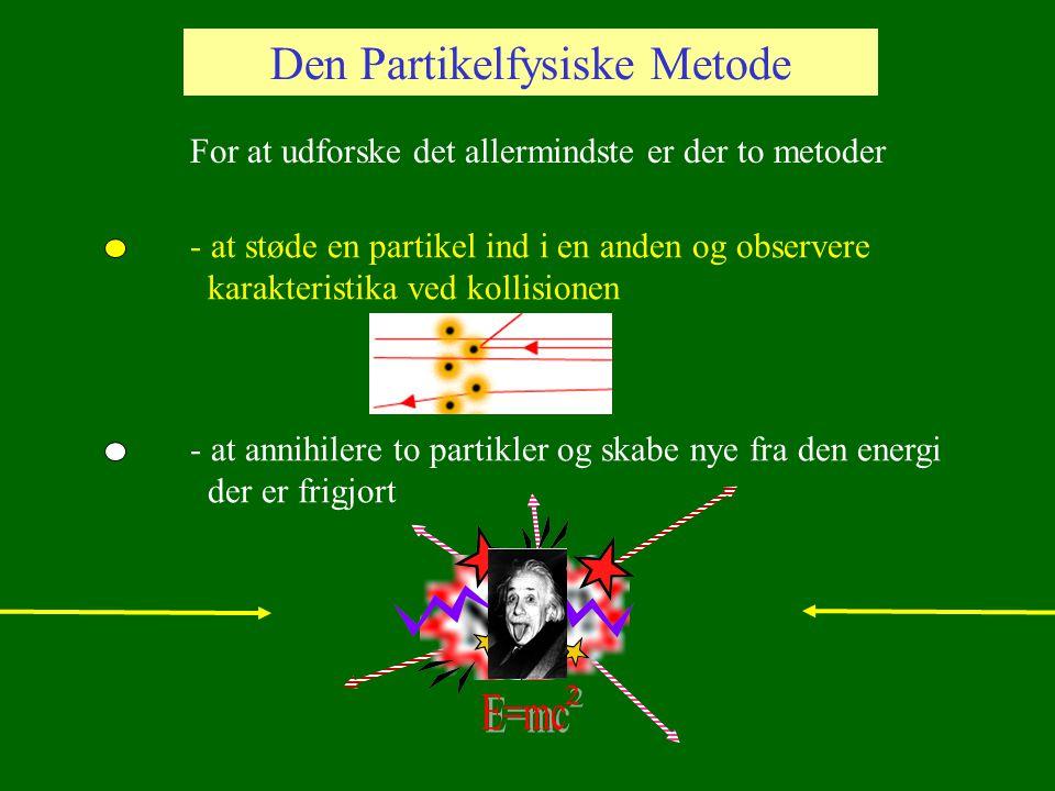 Den Partikelfysiske Metode