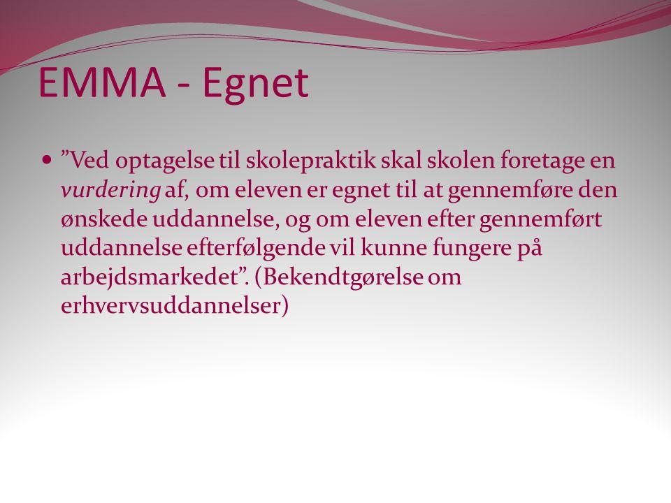 EMMA - Egnet