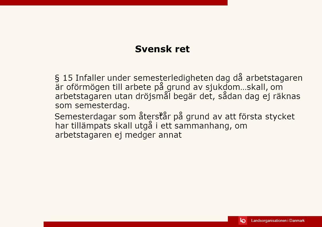 Svensk ret