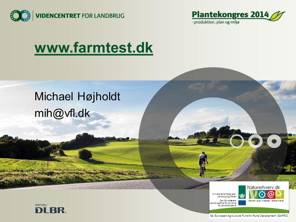 www.farmtest.dk Michael Højholdt mih@vfl.dk 2. april 2017