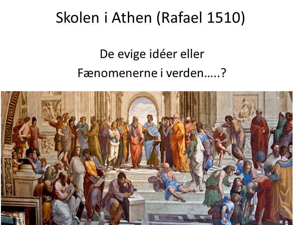Skolen i Athen (Rafael 1510)