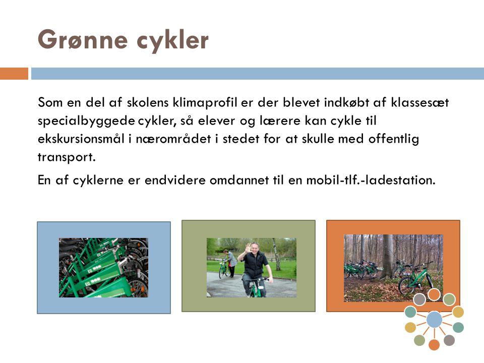 Grønne cykler